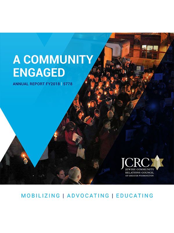 A Community Engaged: Annual Report 2018