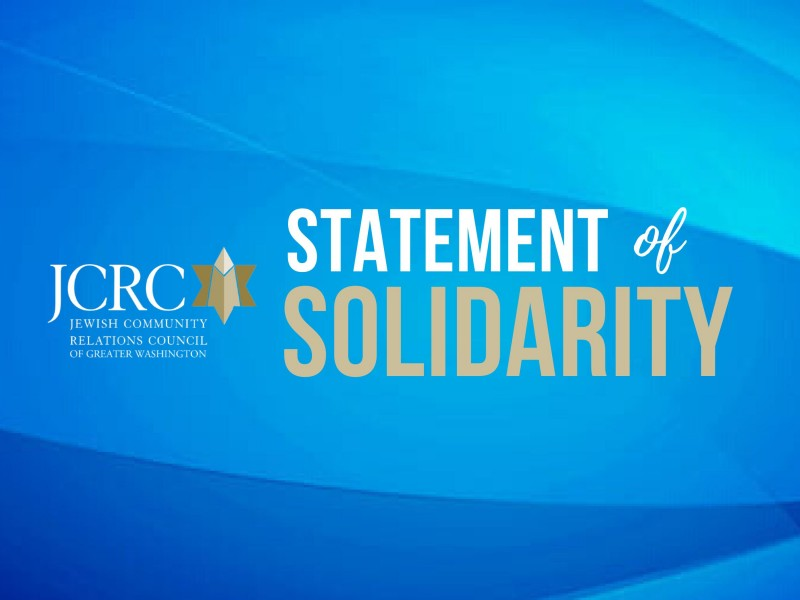 Solidarity statement standard image